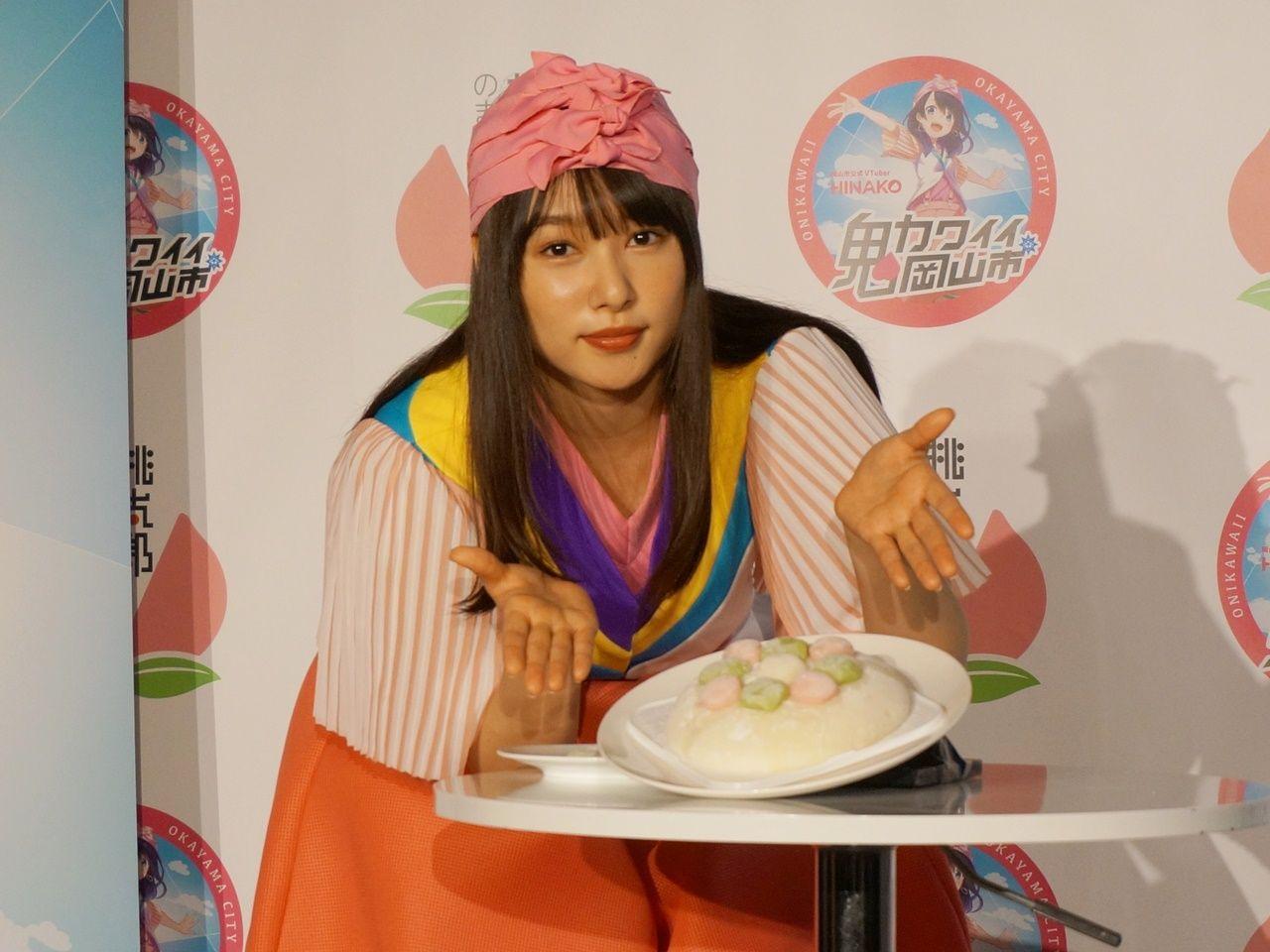 """女優・桜井日奈子『Vtuber""""HINAKO""""』としてデビュー!の画像002"""