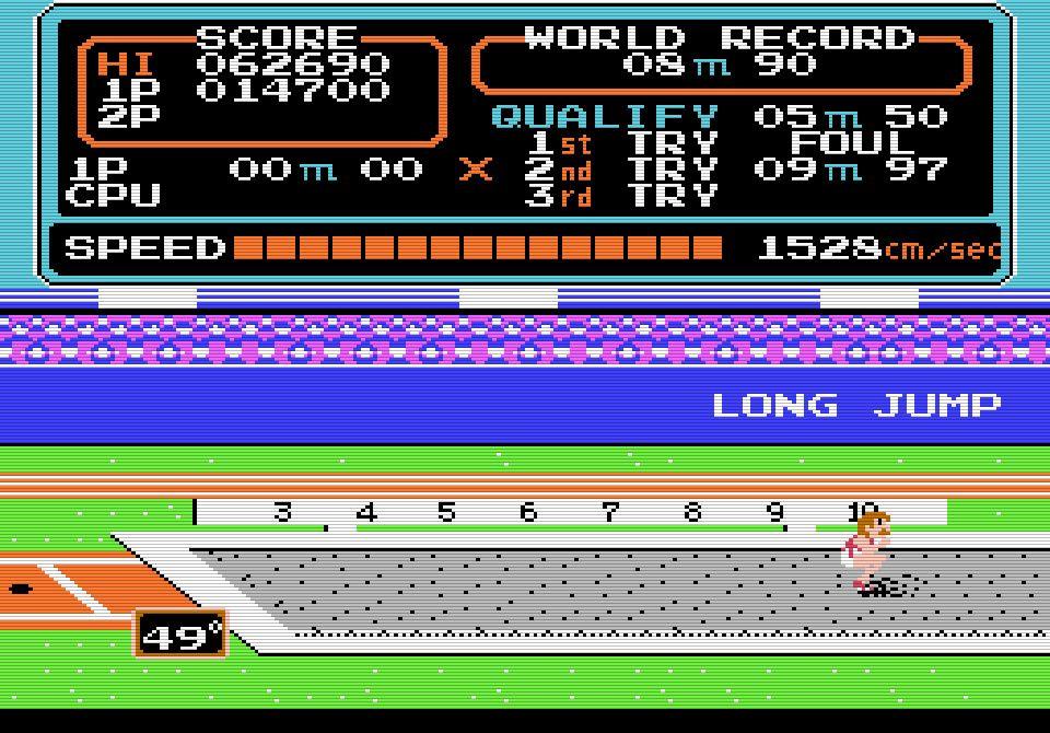 カプセルや定規は必須!?「連射力がモノをいう」ファミコン版『ハイパーオリンピック』との死闘の画像007