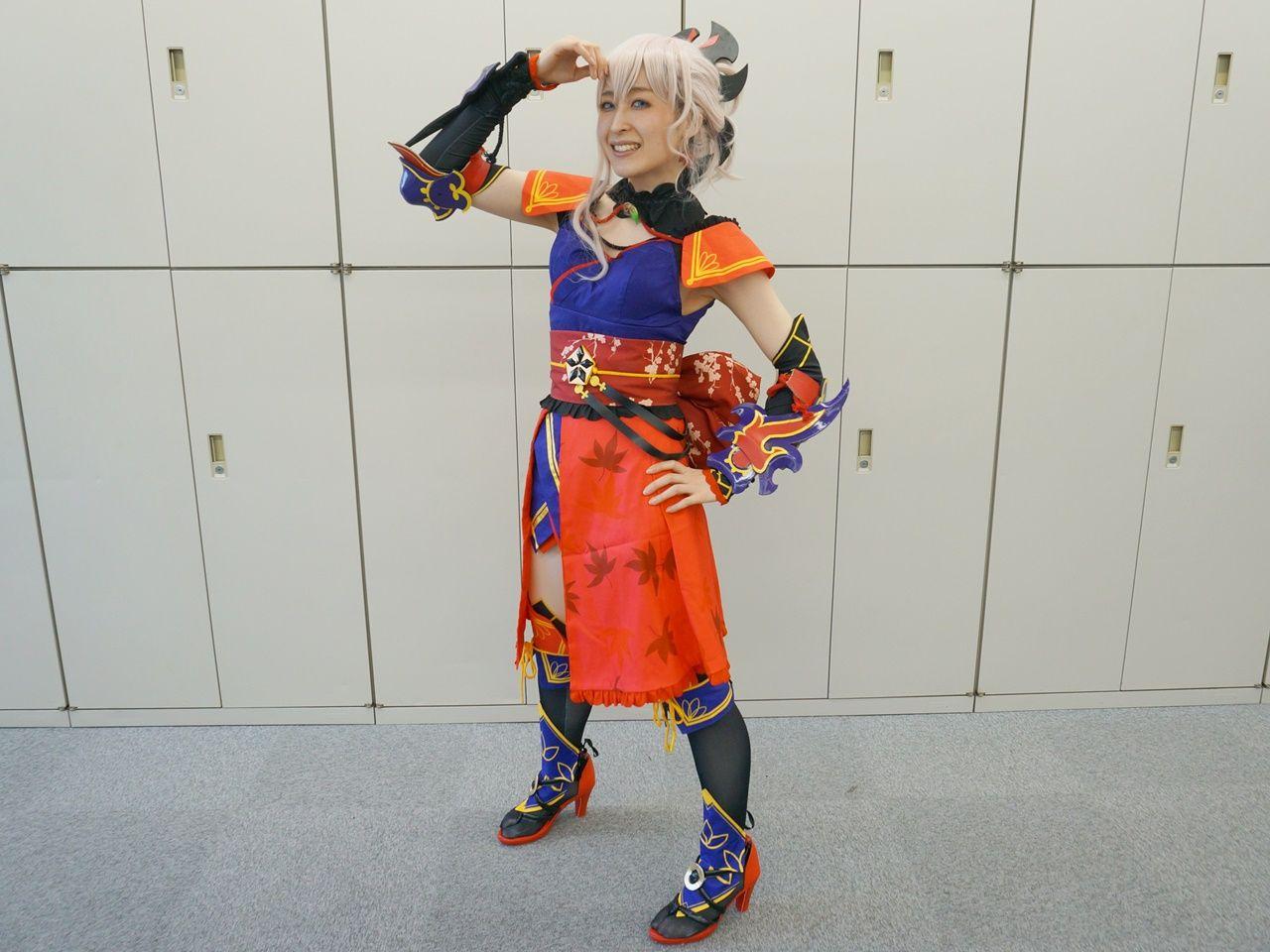 『FGO』武蔵ちゃん、嫁ネロ、スカサハらレイヤー座談会その1「初期はガチャがさらに渋くて!」の画像001