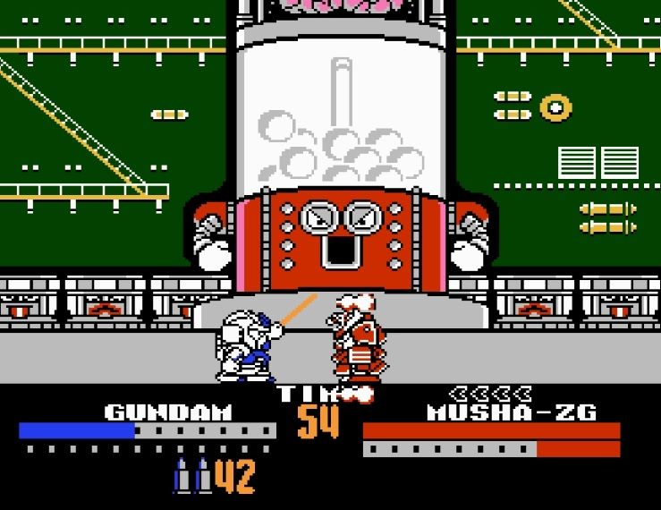 ガンダムゲーム「史上最高傑作」は、ファミコン『ガチャポン戦士2カプセル戦記』【フジタのコラム】の画像011