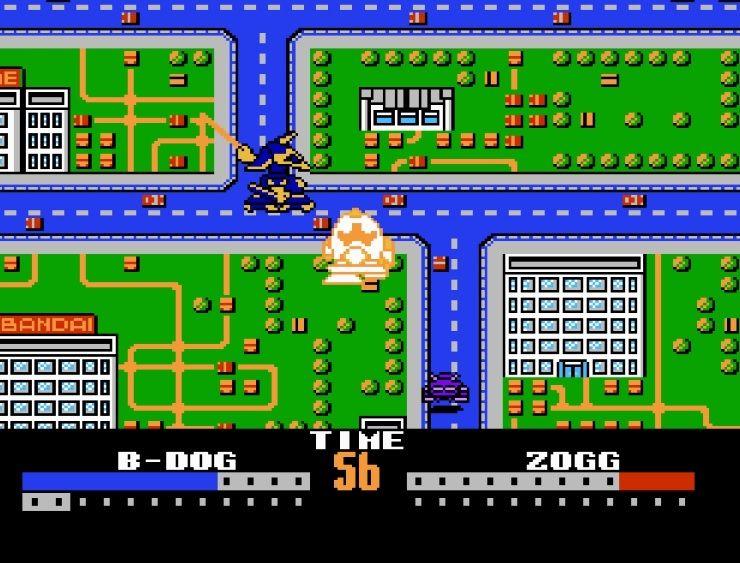 ガンダムゲーム「史上最高傑作」は、ファミコン『ガチャポン戦士2カプセル戦記』【フジタのコラム】の画像006