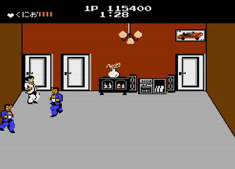 """ファミコン版も好評だった『熱血硬派くにおくん』はアクションゲーム界の""""革命児""""!?の画像006"""