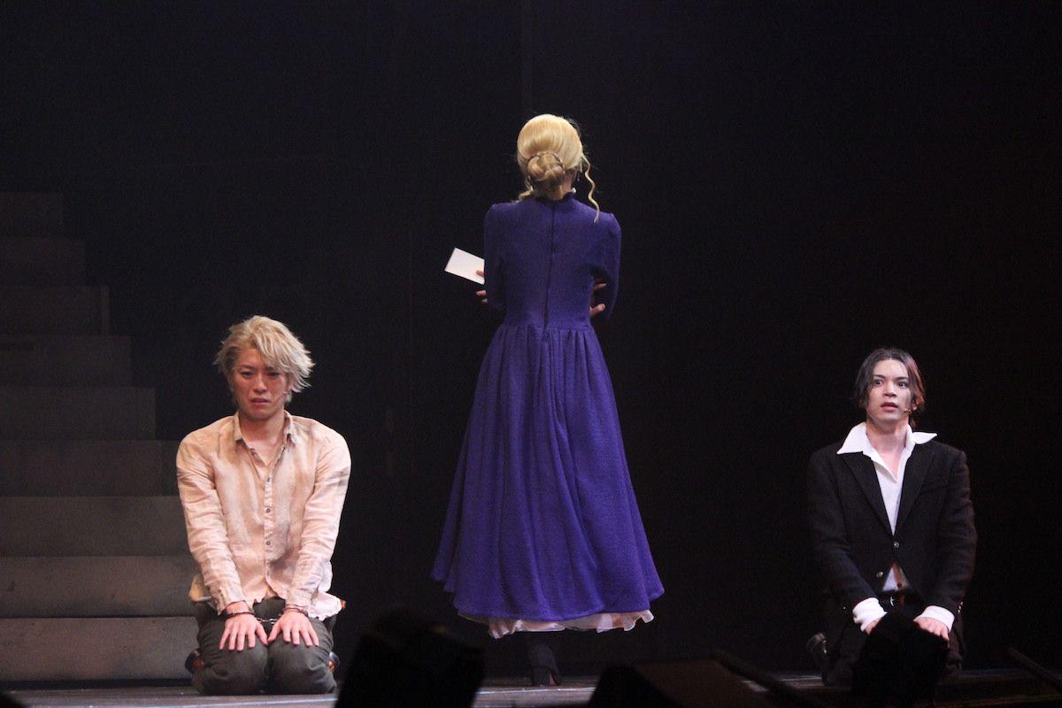 舞台『憂国のモリアーティ』開幕、荒牧慶彦「視覚的にも内容的にもハラハラする作品」とアピールの画像007
