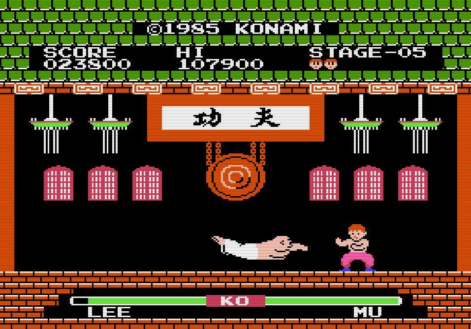 『イー・アル・カンフー』から35年…コナミ初のファミコンソフトは対戦格闘ゲーム!の画像007