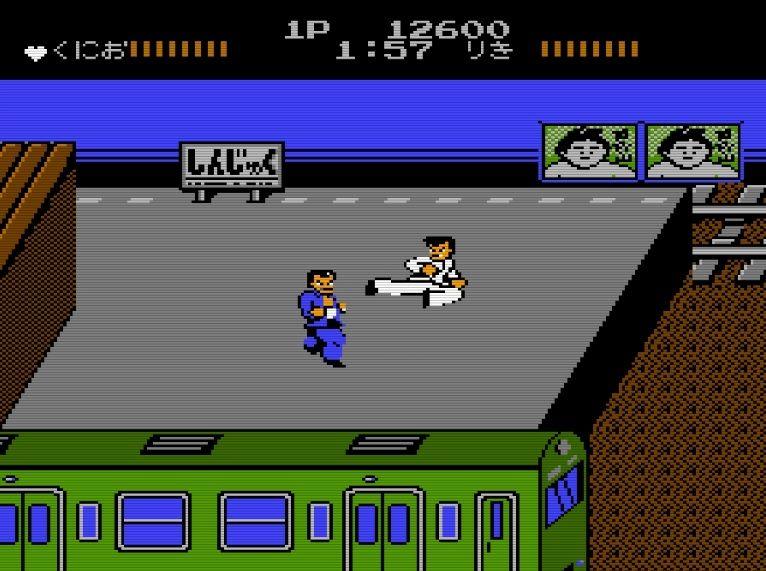 """ファミコン版も好評だった『熱血硬派くにおくん』はアクションゲーム界の""""革命児""""!?の画像002"""