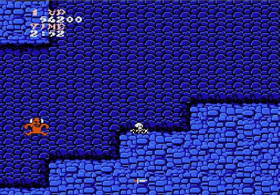 最初のステージで詰み? ファミコン版『魔界村』の激ムズぶりに絶望した記憶の画像005