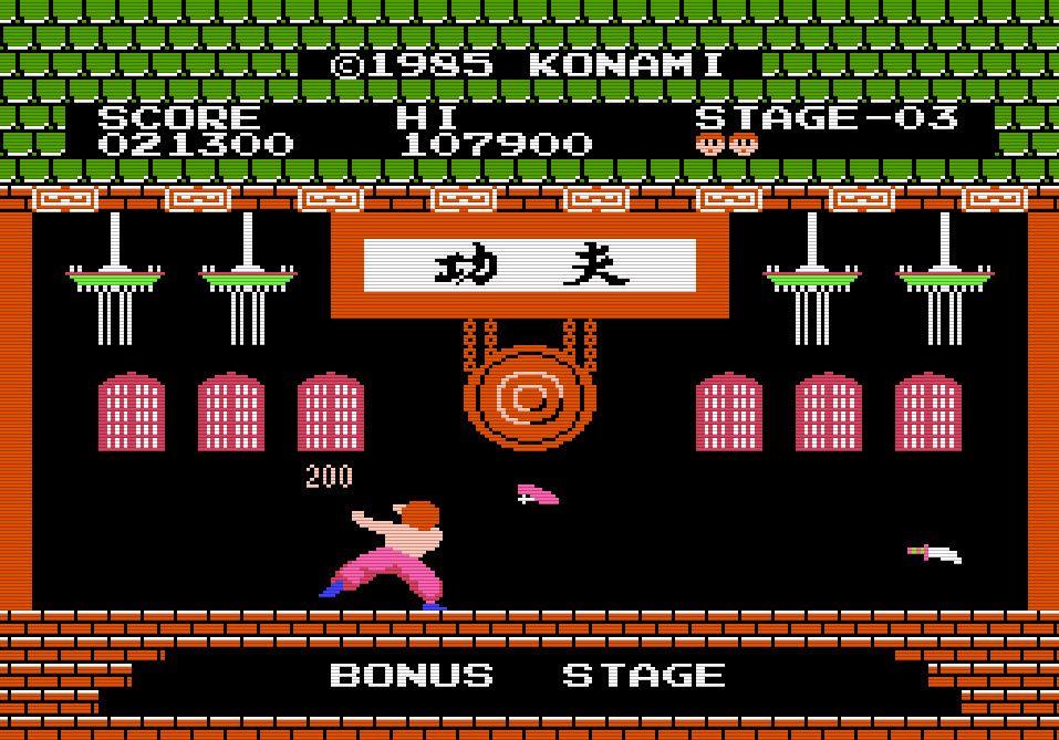 『イー・アル・カンフー』から35年…コナミ初のファミコンソフトは対戦格闘ゲーム!の画像006