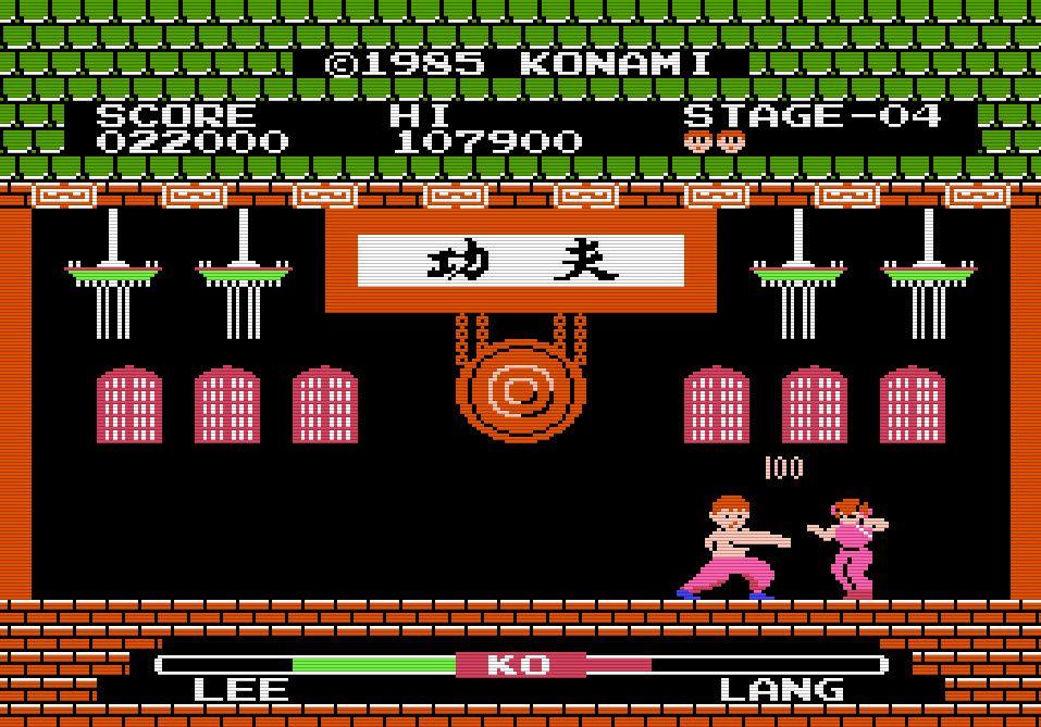 『イー・アル・カンフー』から35年…コナミ初のファミコンソフトは対戦格闘ゲーム!の画像003