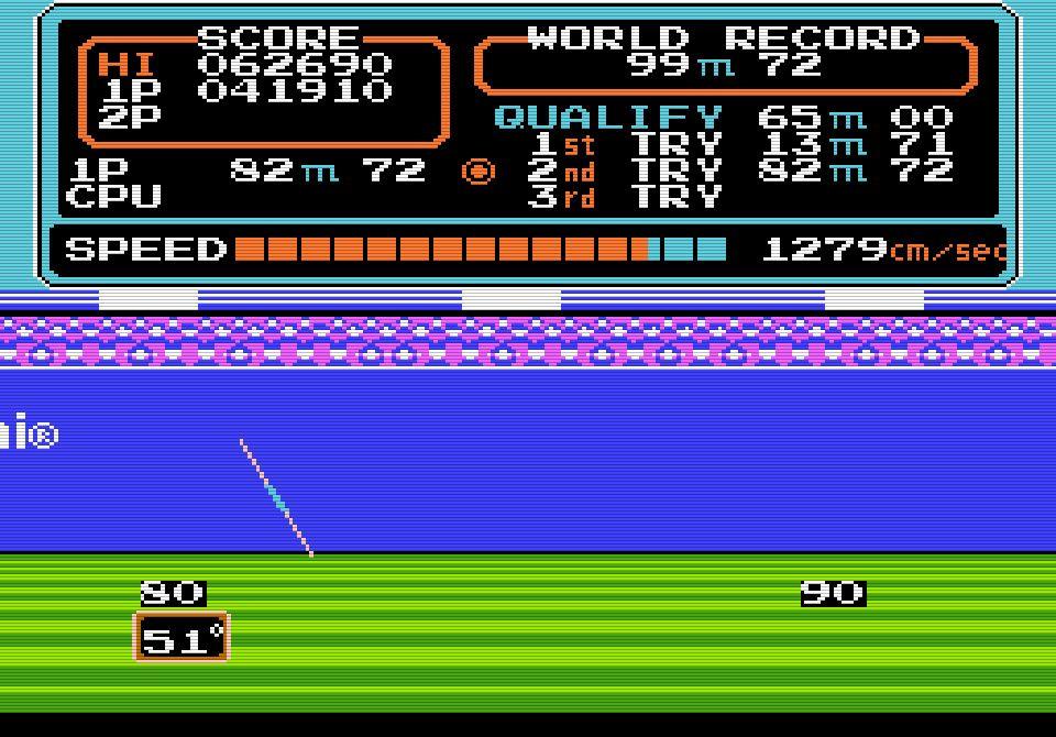 カプセルや定規は必須!?「連射力がモノをいう」ファミコン版『ハイパーオリンピック』との死闘の画像005