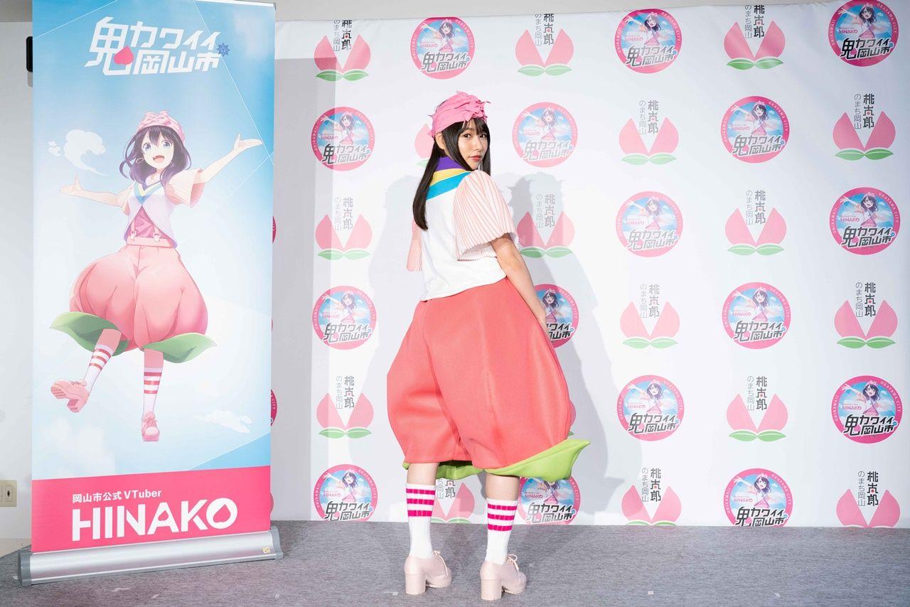 """女優・桜井日奈子『Vtuber""""HINAKO""""』としてデビュー!の画像005"""