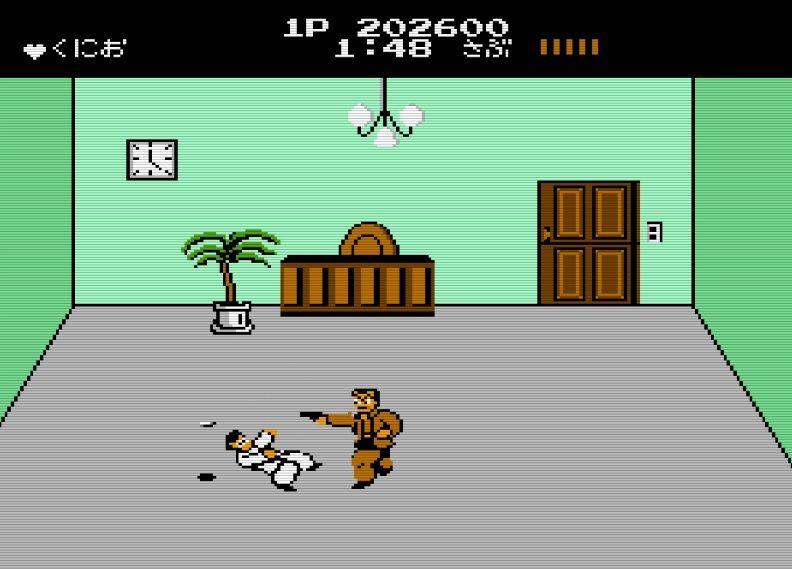 """ファミコン版も好評だった『熱血硬派くにおくん』はアクションゲーム界の""""革命児""""!?の画像007"""