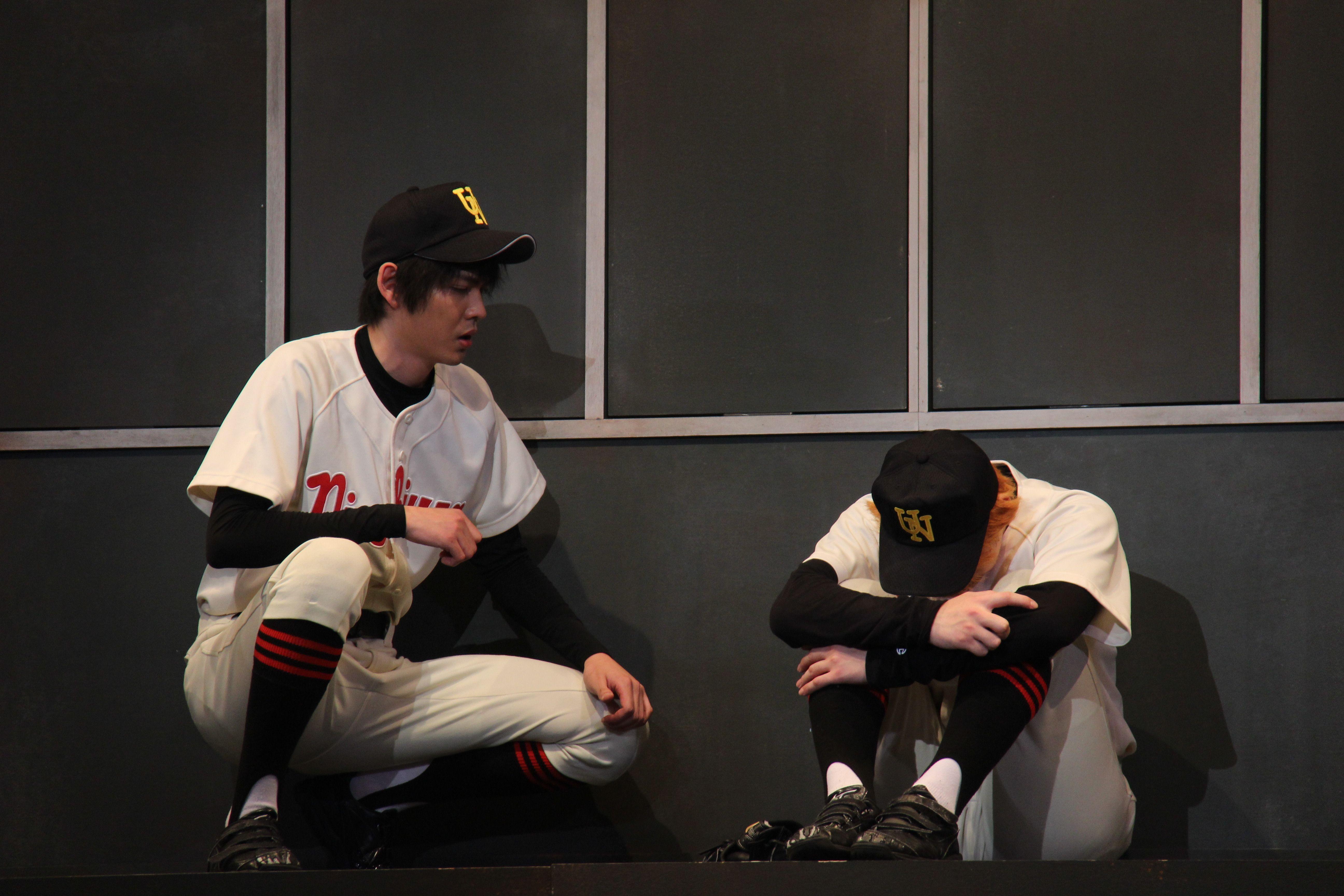 舞台『おおきく振りかぶって』ダブルヘッダー公演開幕、西銘駿「2作品って大変!」苦労を明かすの画像003