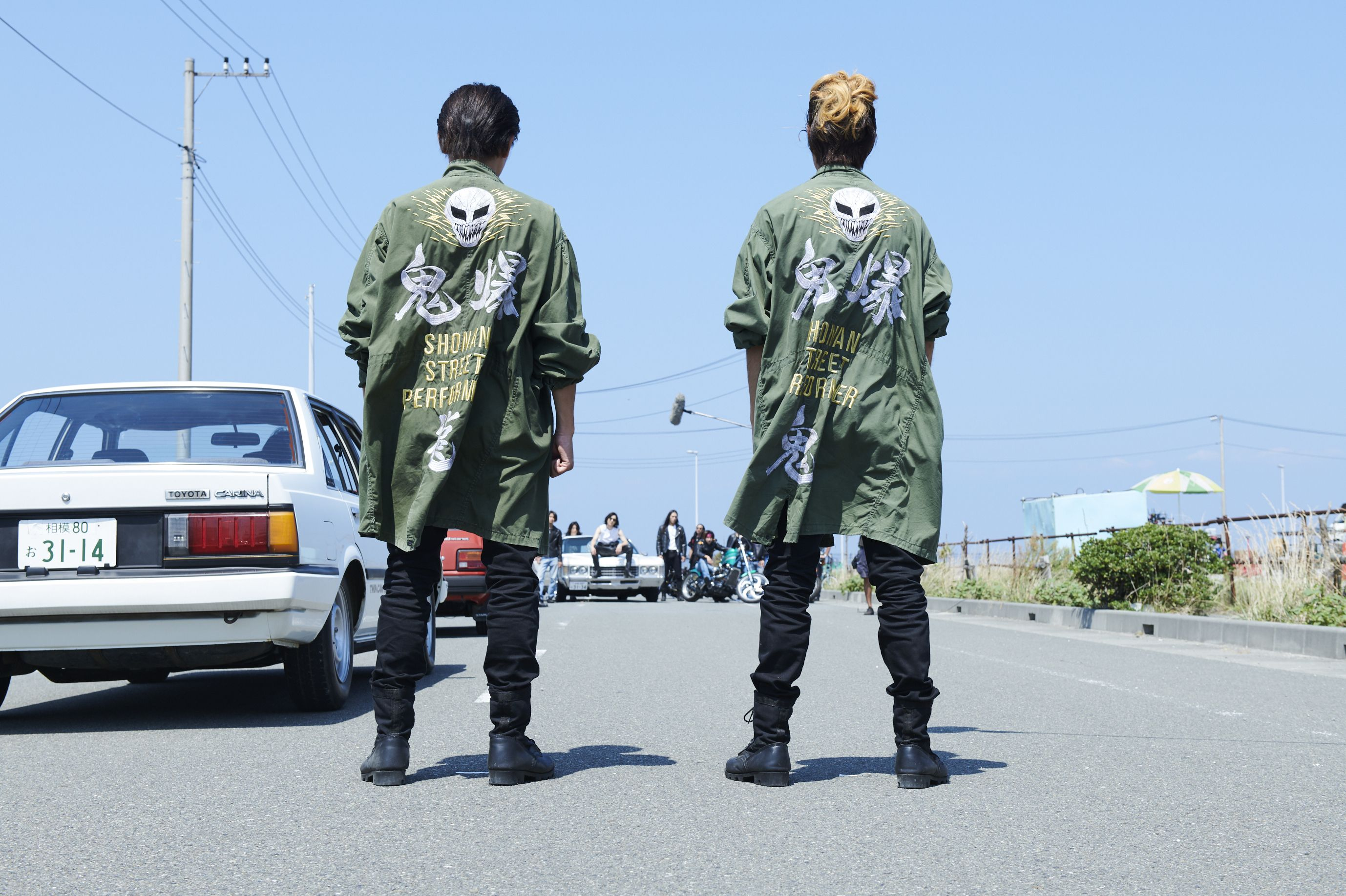 『GTO』の原点、ヤンキー漫画『湘南純愛組!』が寛一郎&金子大地で実写化決定の画像005