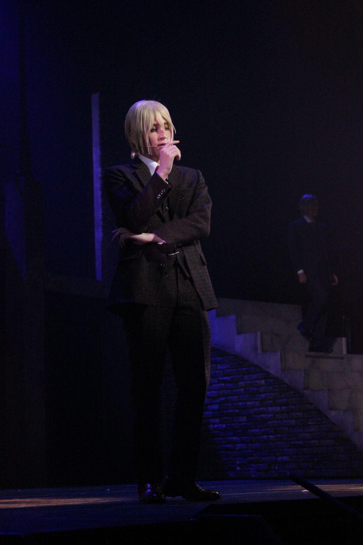 舞台『憂国のモリアーティ』開幕、荒牧慶彦「視覚的にも内容的にもハラハラする作品」とアピールの画像011
