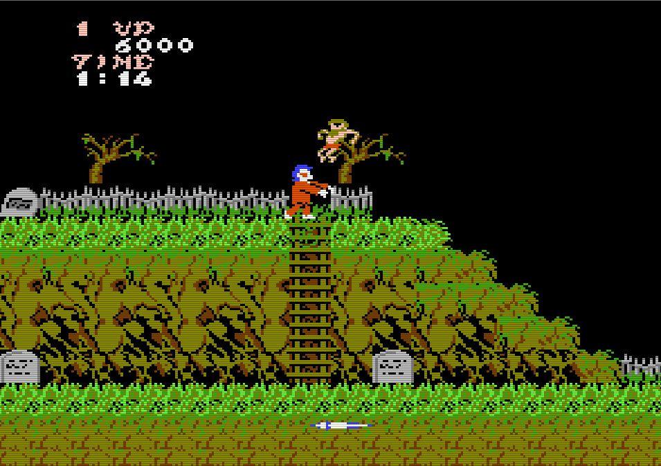 最初のステージで詰み? ファミコン版『魔界村』の激ムズぶりに絶望した記憶の画像002