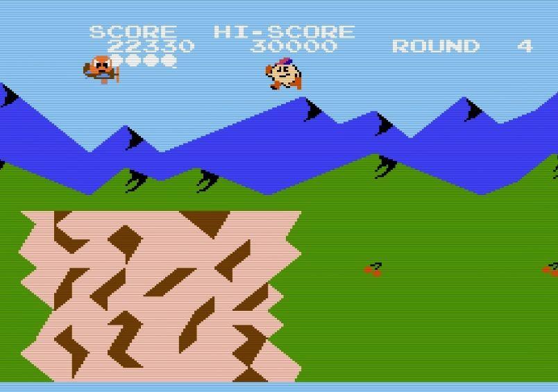 """パックマン40周年!『パックランド』""""7650点ジャンプ""""にドヤ顔した記憶がよみがえるの画像006"""