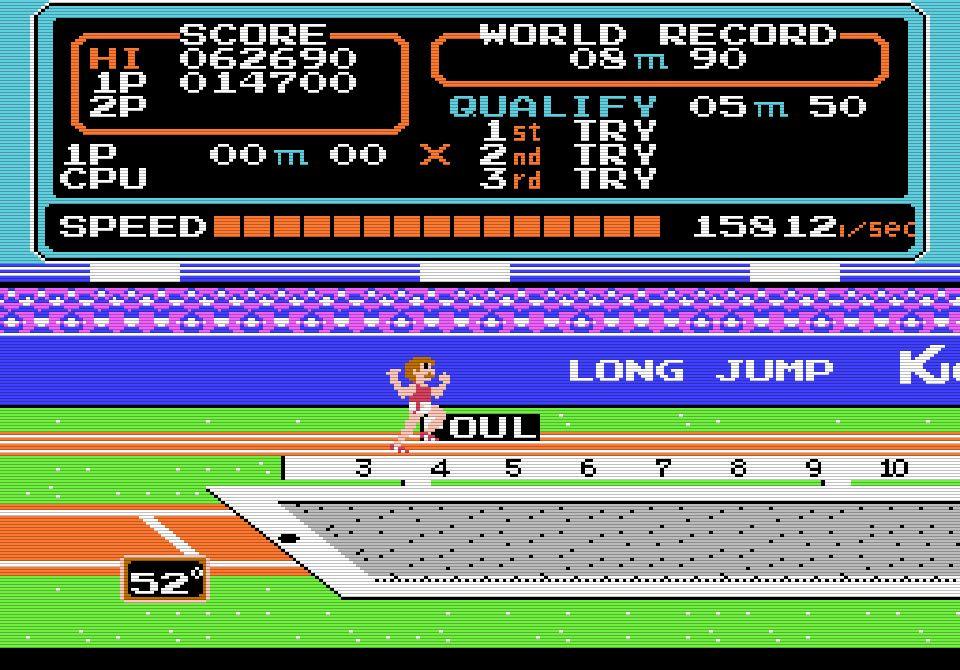 カプセルや定規は必須!?「連射力がモノをいう」ファミコン版『ハイパーオリンピック』との死闘の画像003