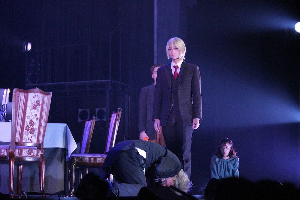 舞台『憂国のモリアーティ』開幕、荒牧慶彦「視覚的にも内容的にもハラハラする作品」とアピールの画像002