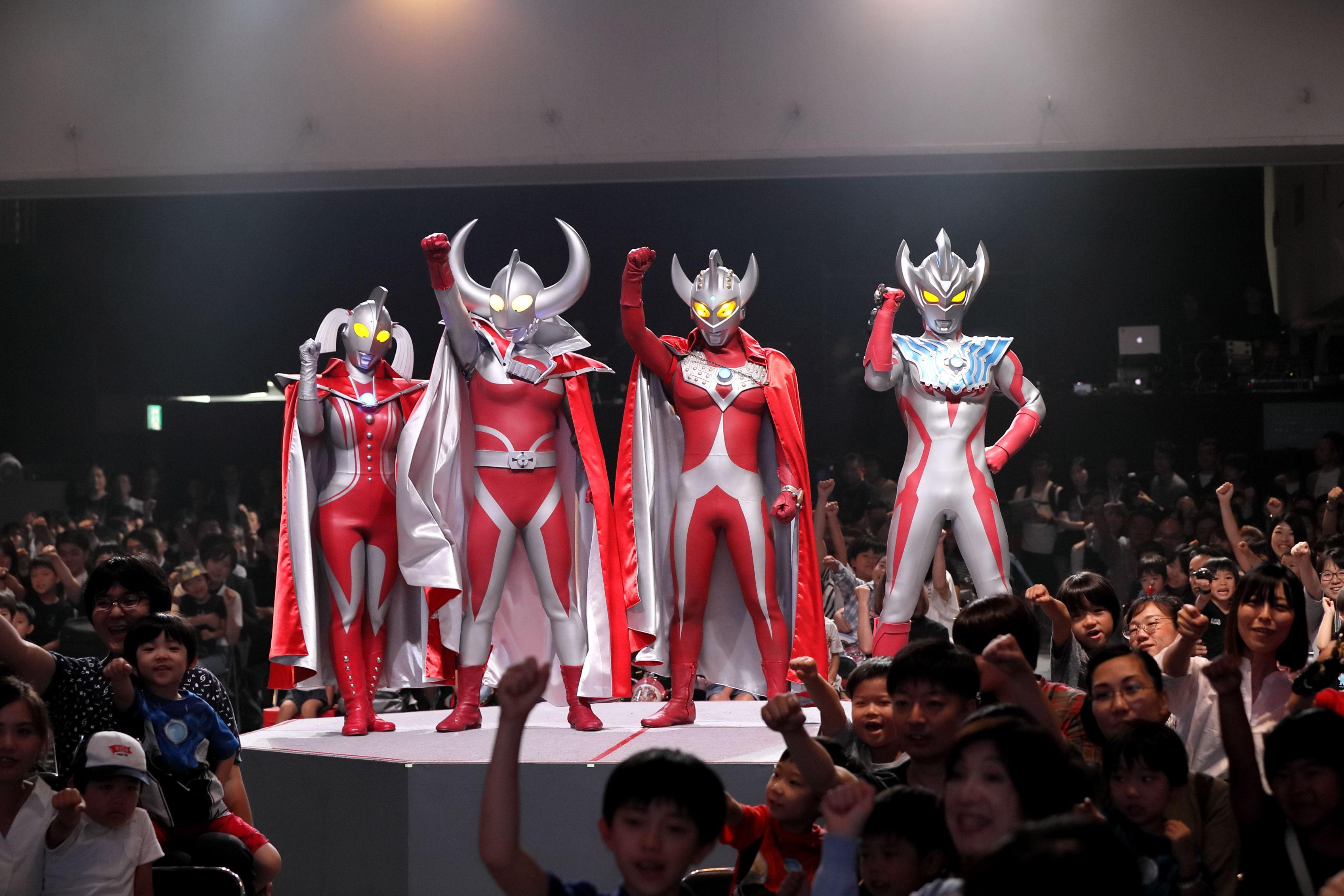 爆笑問題・太田「ウルトラマンフェスティバルで子供おきざりの危ないギャグを連発!」の画像002