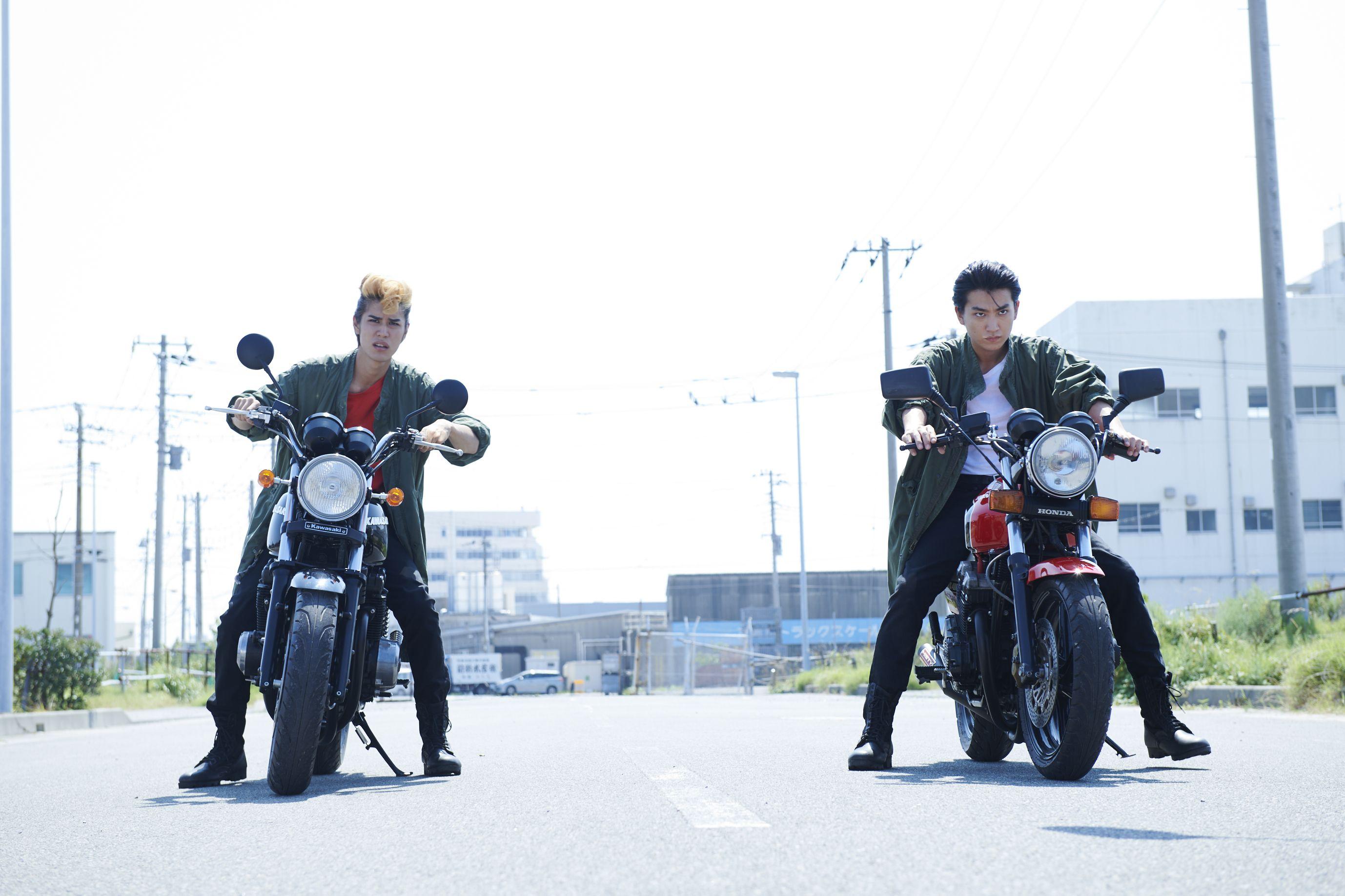 『GTO』の原点、ヤンキー漫画『湘南純愛組!』が寛一郎&金子大地で実写化決定の画像004