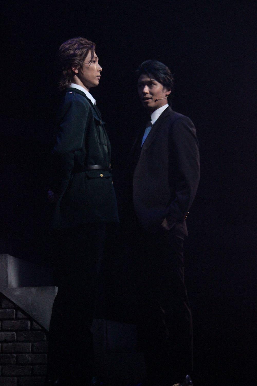 舞台『憂国のモリアーティ』開幕、荒牧慶彦「視覚的にも内容的にもハラハラする作品」とアピールの画像005