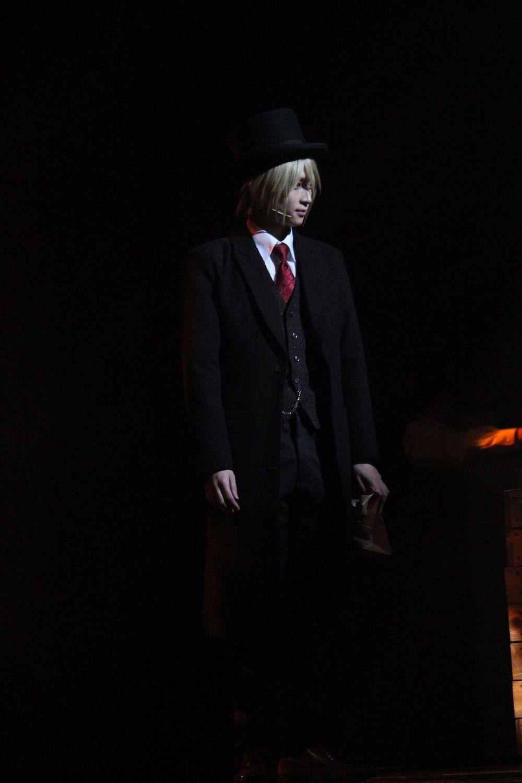 舞台『憂国のモリアーティ』開幕、荒牧慶彦「視覚的にも内容的にもハラハラする作品」とアピールの画像001