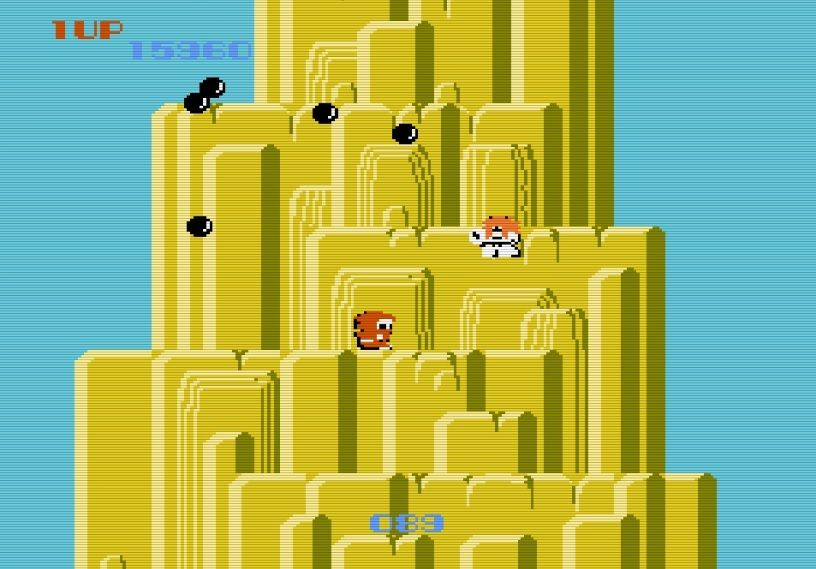 ファミコン版『忍者くん』鬼畜CPUとの「ガチ駆け引き」に頭を抱えたあの日の画像005