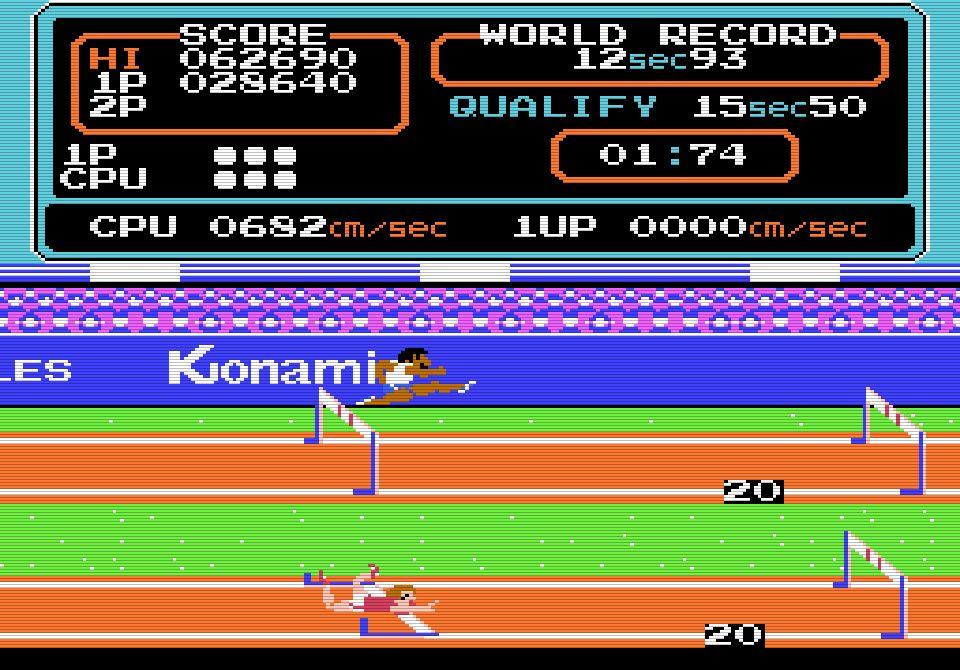 カプセルや定規は必須!?「連射力がモノをいう」ファミコン版『ハイパーオリンピック』との死闘の画像004