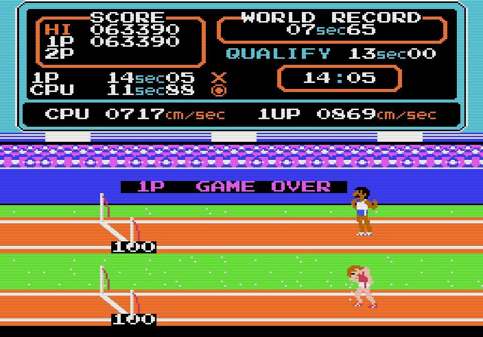 カプセルや定規は必須!?「連射力がモノをいう」ファミコン版『ハイパーオリンピック』との死闘の画像008