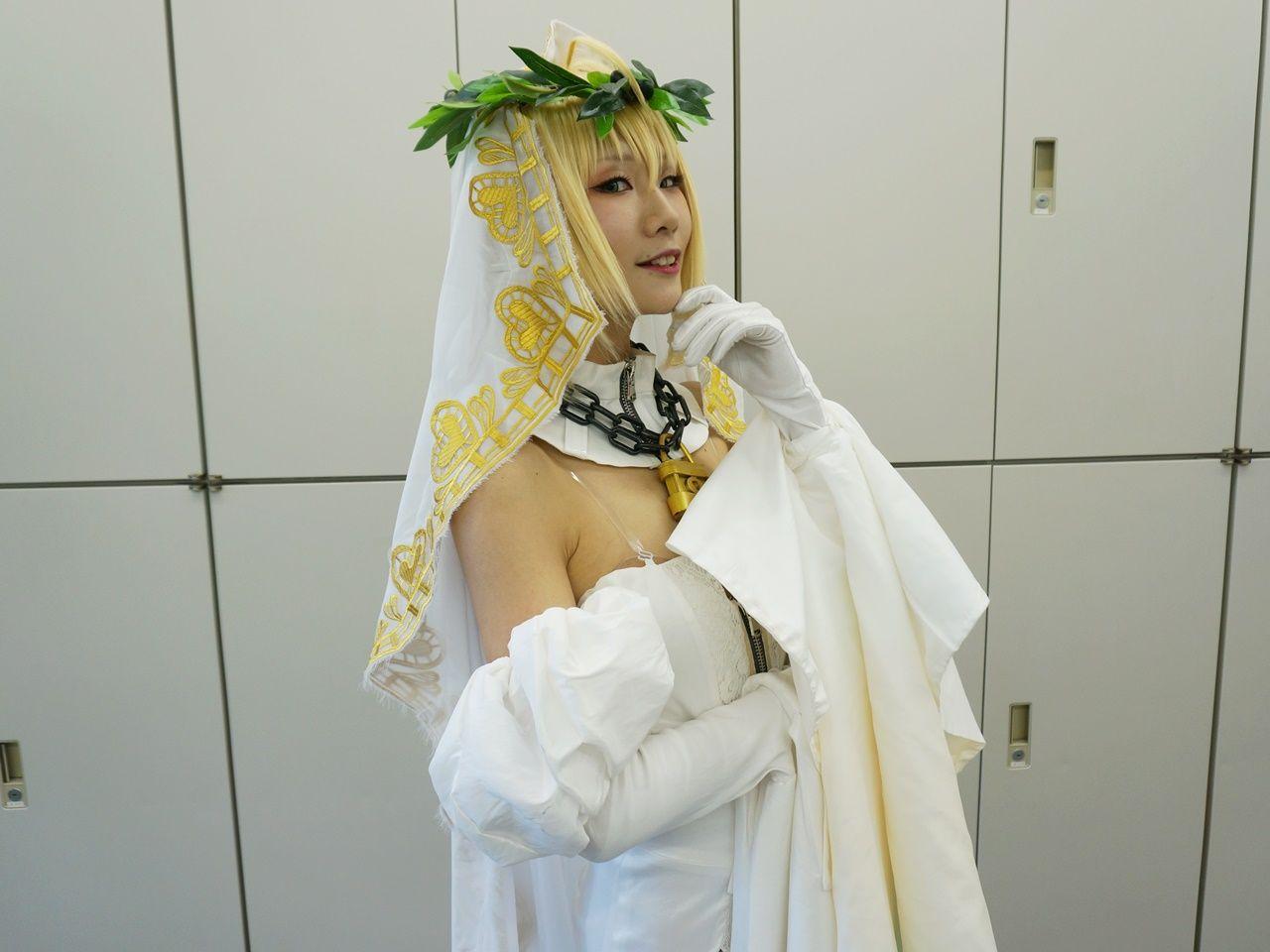『FGO』武蔵ちゃん、嫁ネロ、スカサハらレイヤー座談会その1「初期はガチャがさらに渋くて!」の画像008