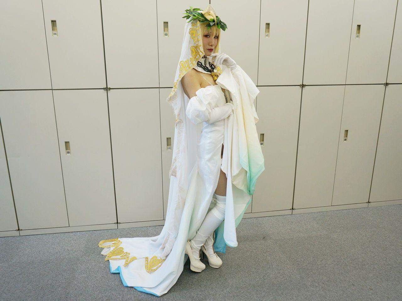 『FGO』武蔵ちゃん、嫁ネロ、スカサハらレイヤー座談会その1「初期はガチャがさらに渋くて!」の画像007
