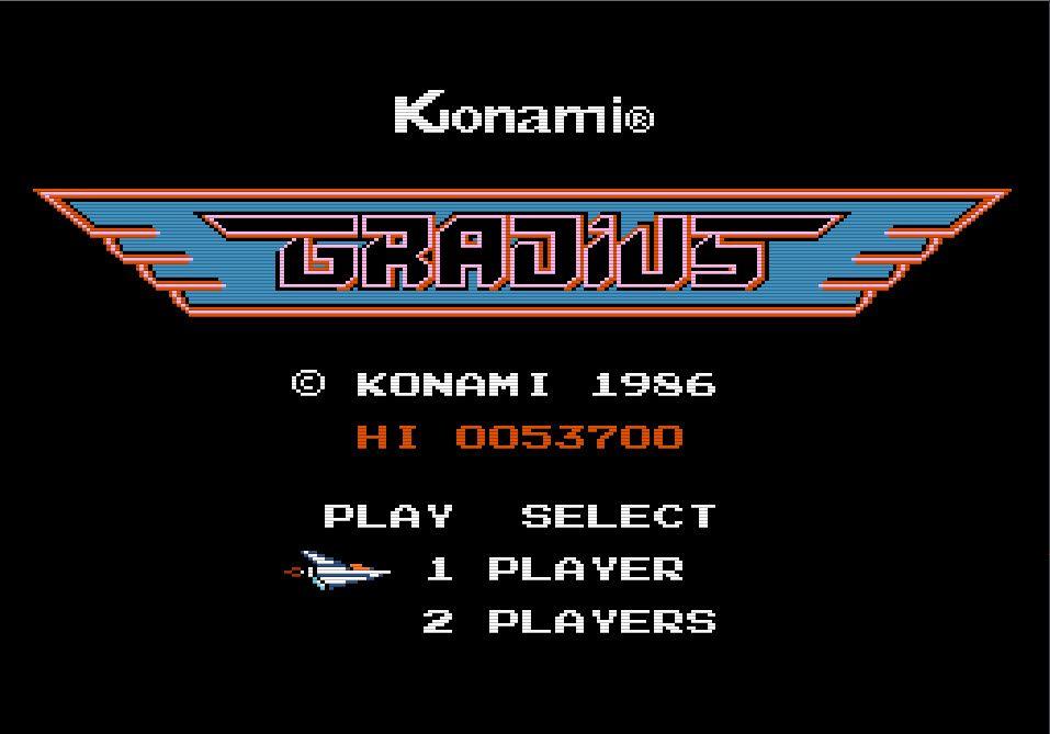 ファミコンSTGの名作『グラディウス』魔法の合言葉は「上上下下左右…」の画像001