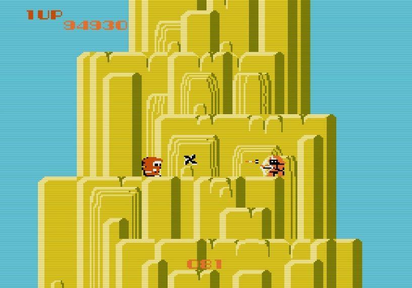 ファミコン版『忍者くん』鬼畜CPUとの「ガチ駆け引き」に頭を抱えたあの日の画像006