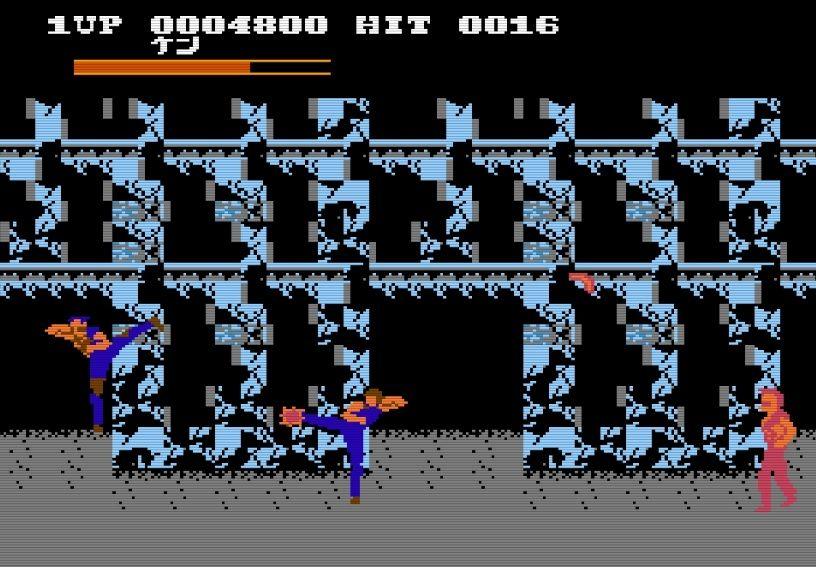 ファミコン芸人フジタ、少年ジャンプ原作「最凶の激ムズ」ソフト『北斗の拳』を語るの画像003