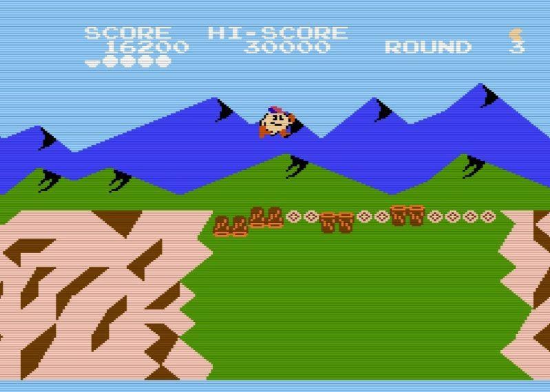 """パックマン40周年!『パックランド』""""7650点ジャンプ""""にドヤ顔した記憶がよみがえるの画像004"""